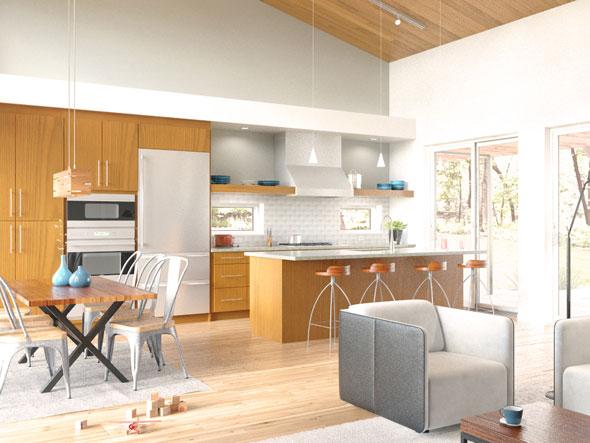 Eichler blog real estate blog about eichler homes blog - Decoracion de interiores modernos ...