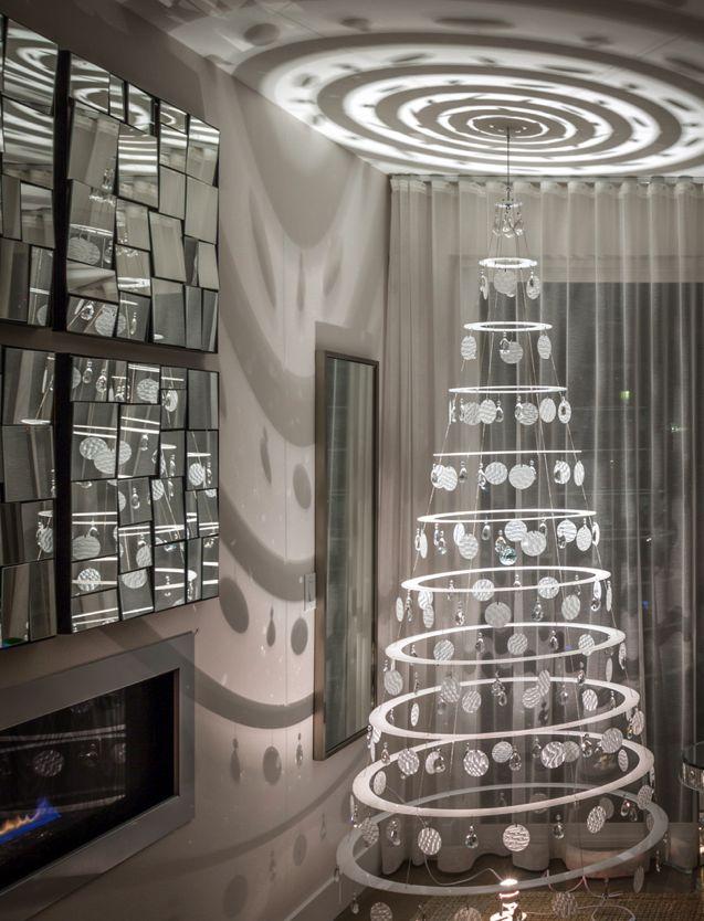 Christmas Modern Decor modern christmas decor