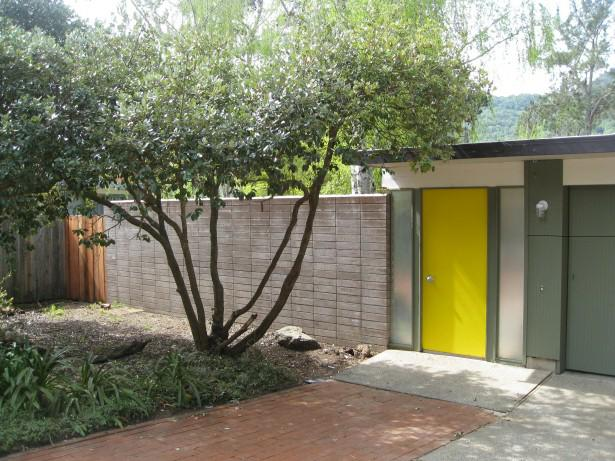 Boost Your Eichler S Wintertime Curb Appeal