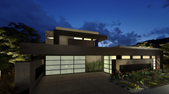 Blog Entries Tagged: desert contemporary architecture