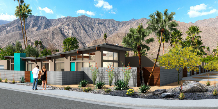 Blog Entries Tagged: mid-century architecture
