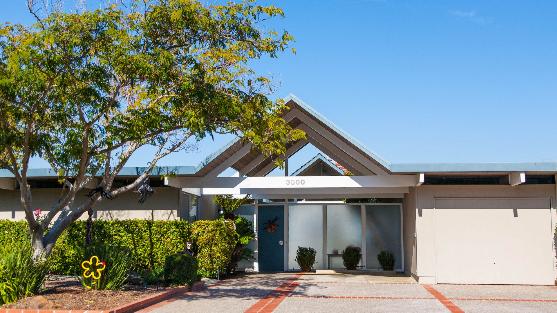 Eichler Homes In The Peninsula