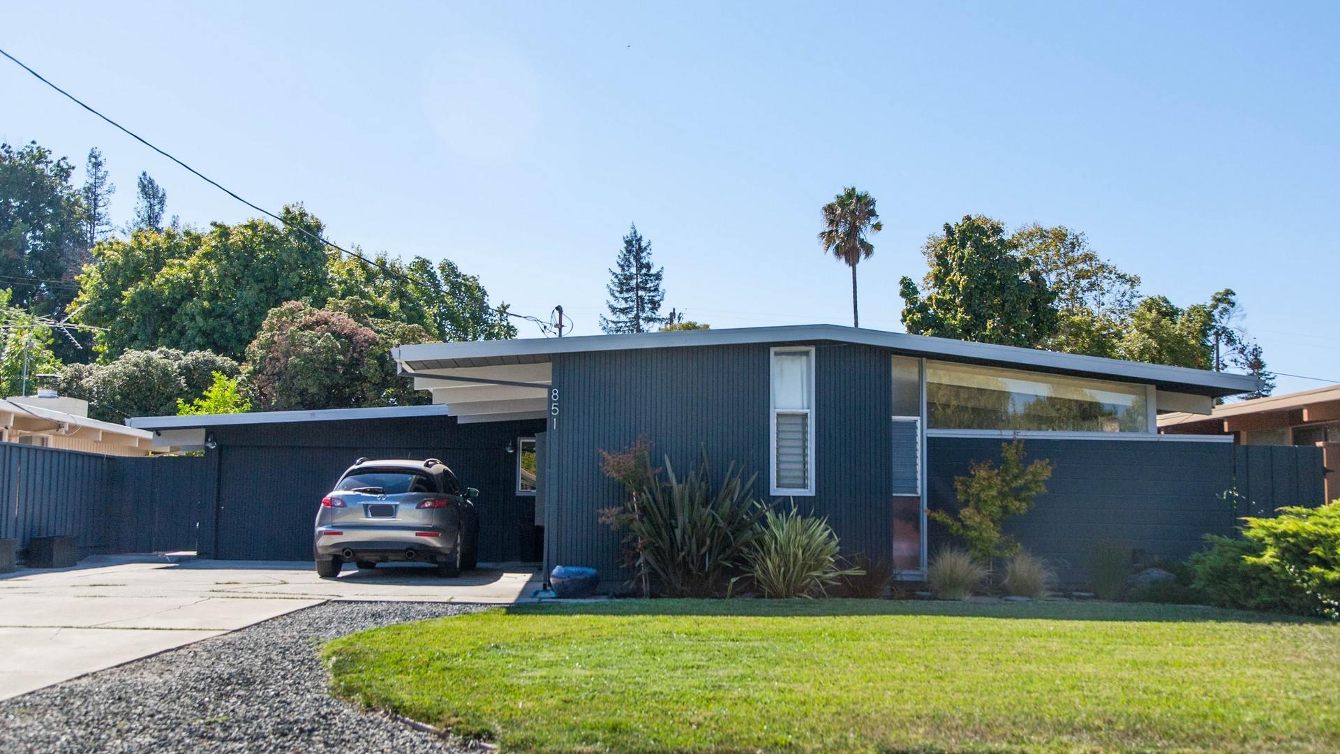 San Jose Eichler Homes South Bay Eichlers