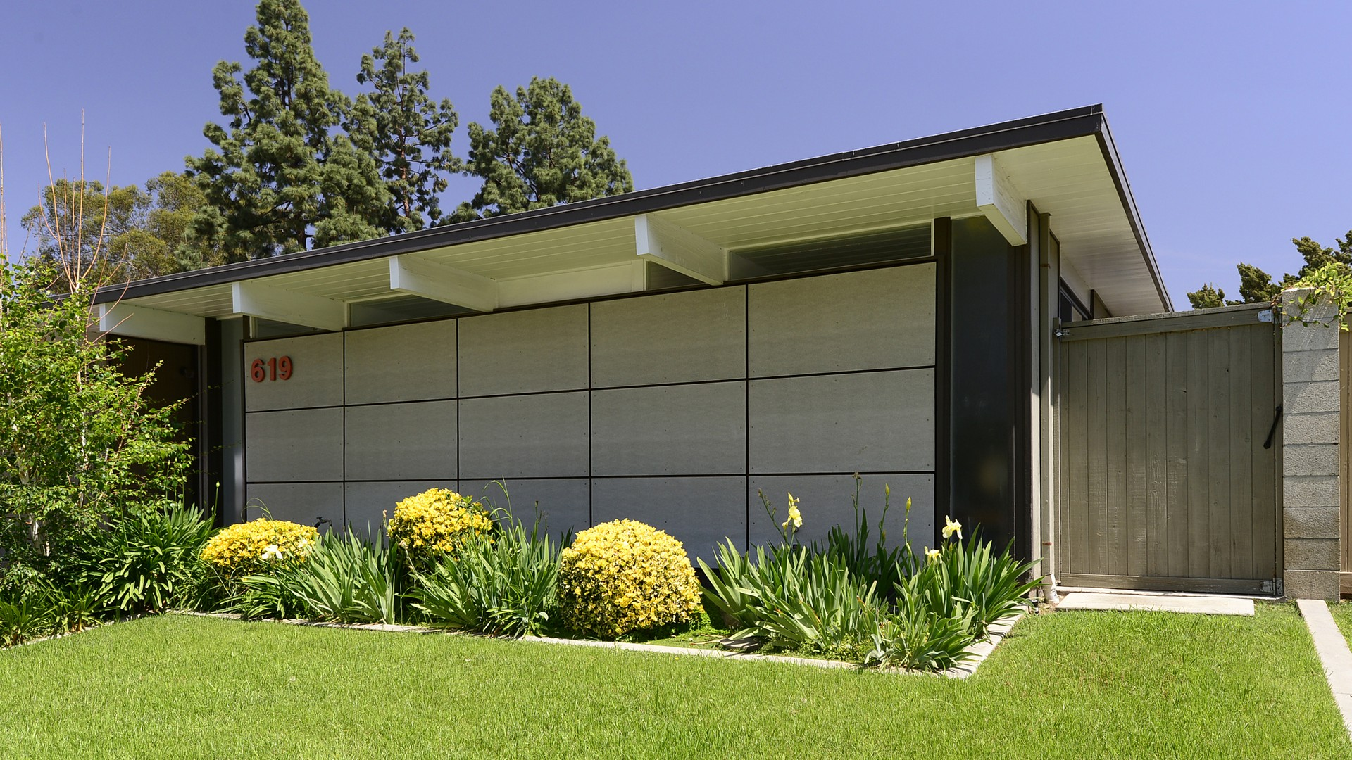 Eichler Homes in Southern California