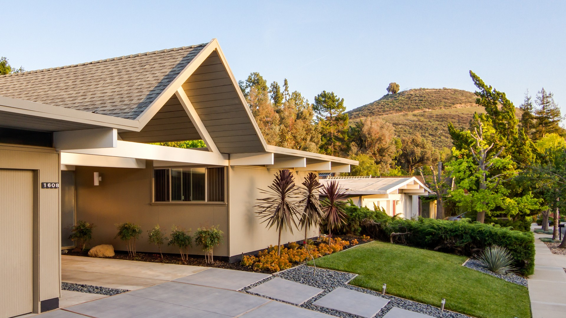 Thousand Oaks Eichler Homes Eichlers For Sale In