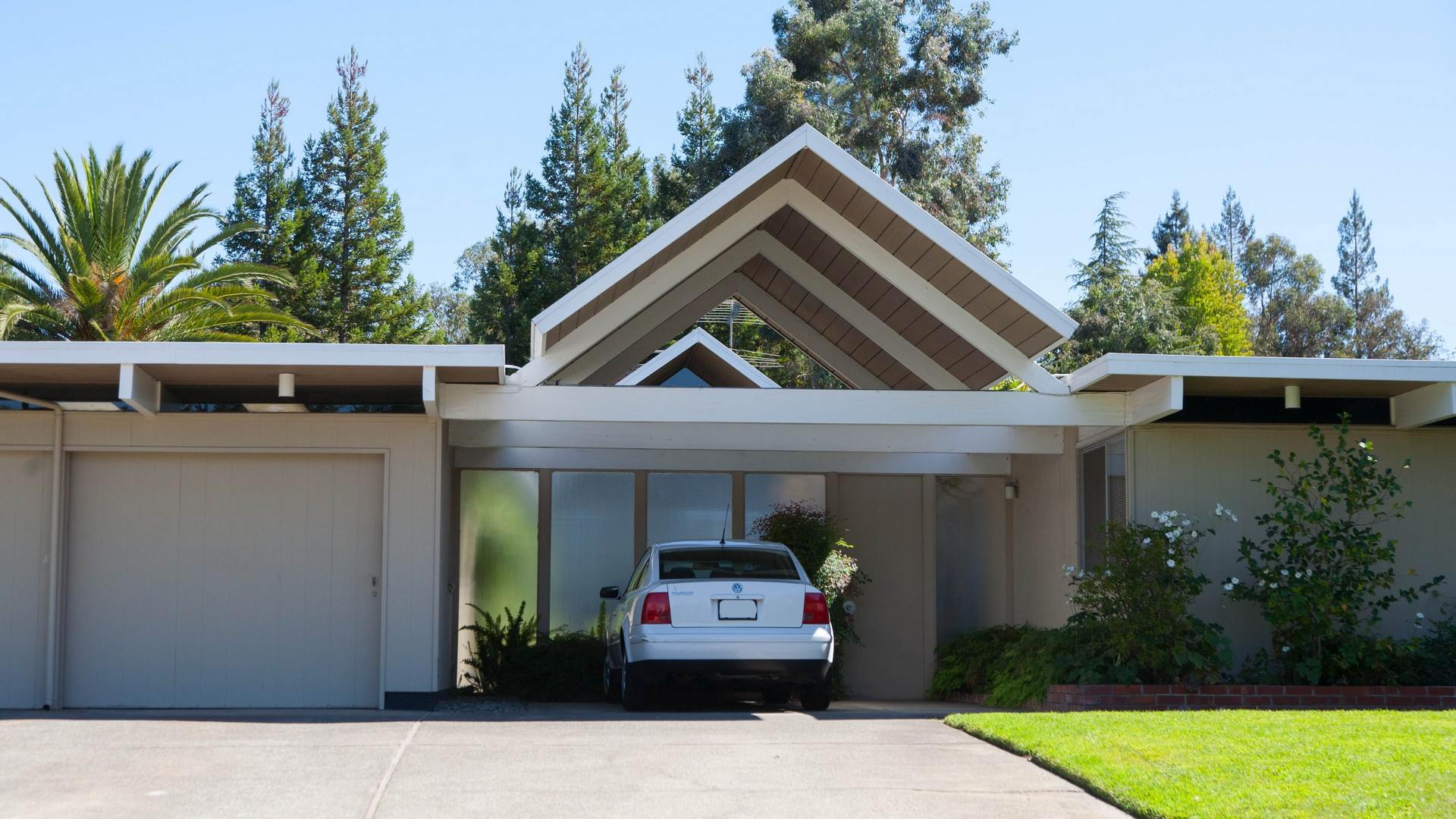 Saratoga eichler homes south bay eichlers for Eichler homes for sale bay area